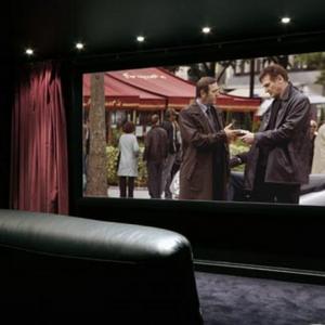 Home theater automação residencial